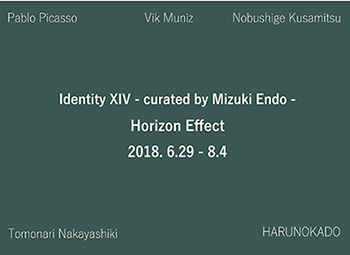 Identity XIV - curated by Mizuki Endo - Horizon Effect