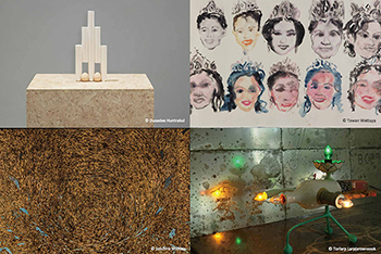 Tracing the past - An insight into Thai contemporary art scene -