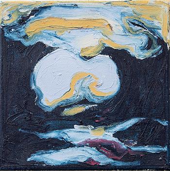 ジャナイナ・チェッペ「Mountain Blanket」