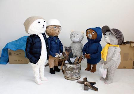 石塚隆則: 「Seasonal Cohabit」グループ展   伊勢丹新宿店メンズ館のアートコラボレーションプロジェクト