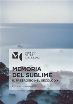 ジャナイナ・チェッペ:「Memory of the Sublime」グループ展 | Museo Villa Dei Cedri美術館