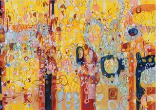 Janaina Tschäpe solo exhibition