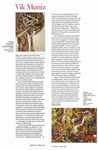 Vik Muniz: frieze, Issue 130, April 2010