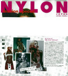 Jean-Luc Moerman: NYLON JAPAN, October 2005