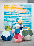 ジャナイナ・チェッペ個展(Edouard Malingue Gallery、香港)