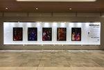 越中正人:NEWoMan ART wall VOL. 5 「NEW CHRISTMAS」
