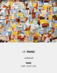 ヴィック・ムニ:パリのXippasギャラリーにて「Handmade」個展