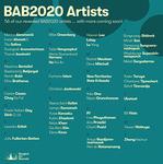 Tawan Wattuya: 「Bangkok Art Biennale 2020」
