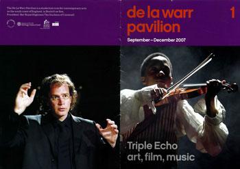 ソフィー・リケット: De La Warr Pavilion - Triple Echo