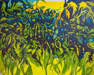 ジャナイナ・チェッペ 個展(Galerie Catherine Bastide、ブリュッセル)