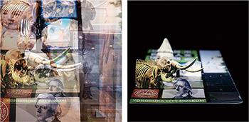 越中正人:京都のGallery PARCにて個展