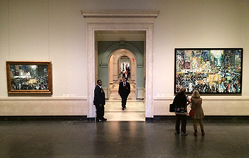 ヴィック・ムニーズ - National Gallery of Art、Washington DC